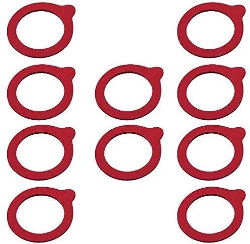 Viva Haushaltswaren 10Rubber Sealing Rings 75x 101